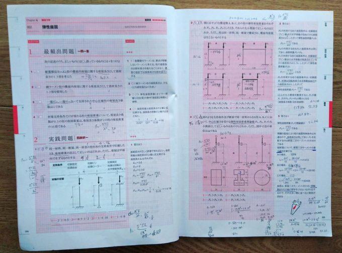 建築士の学科テキスト(構造)