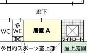 練習図面の解答例(ライトコート)