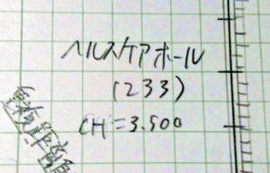 ヘルスケアホール(233)