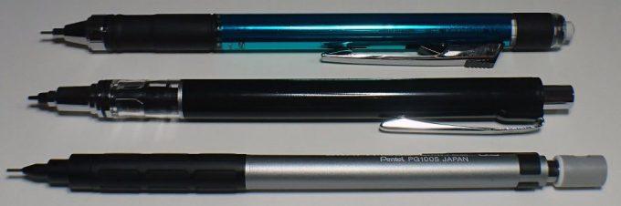 製図試験用のシャーペン