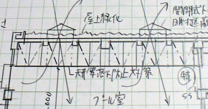 製図試験、図面のサンプル