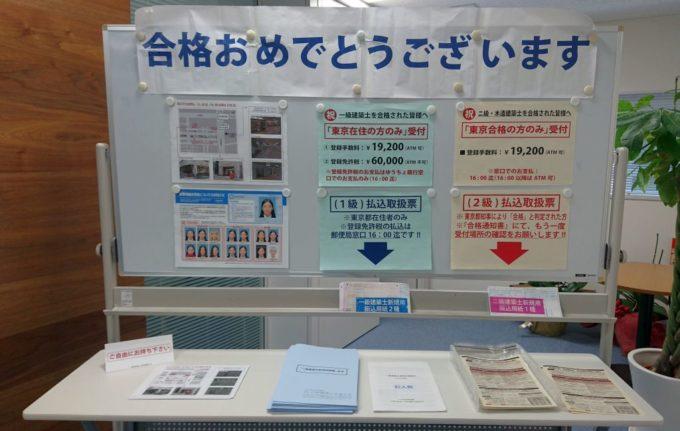 東京建築士会の手続き